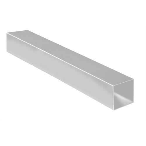 25 4 X 1 22 Square Box Qube Lock Shape Aluminium Ballina